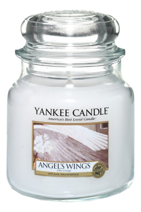 Ароматическая свеча Angel's Wings: Свеча 411г ароматическая свеча vibrant saffron свеча 411г