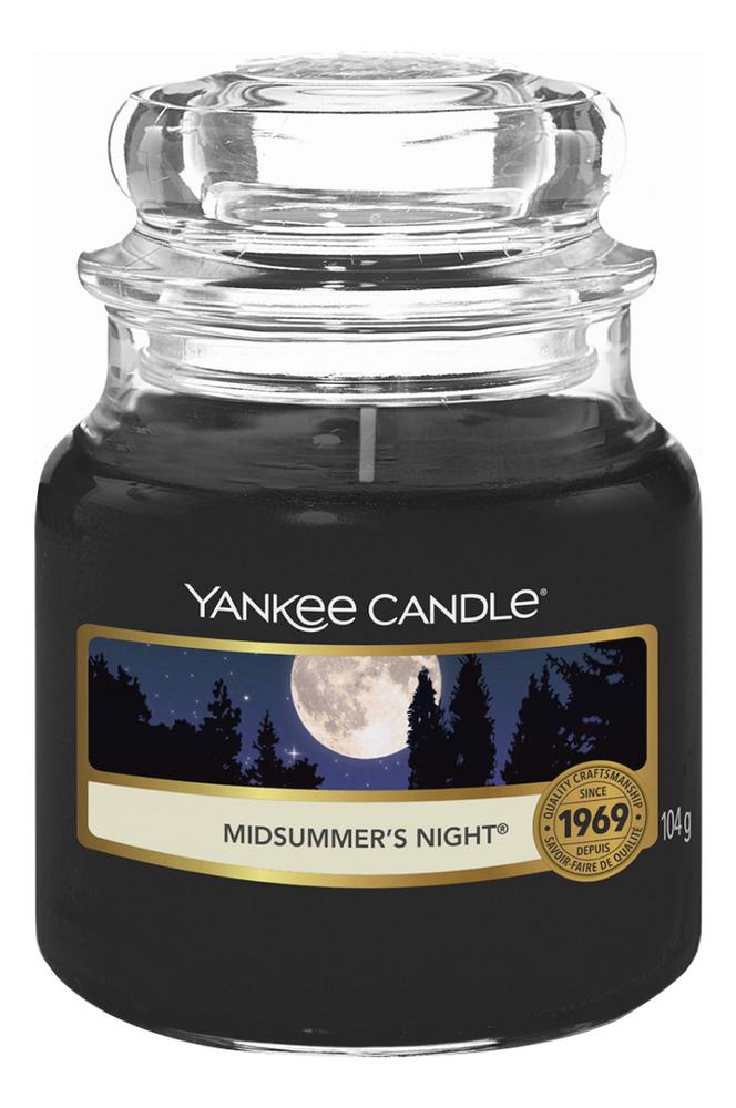 Ароматическая свеча Midsummers Night: Свеча 104г