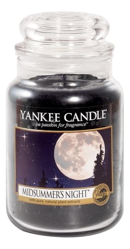 Фото - Ароматическая свеча Midsummer's Night: Свеча 623г ароматическая свеча snowflake cookie свеча 623г