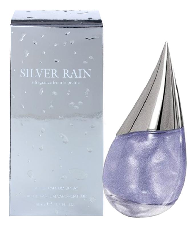 La Prairie Silver Rain Shimmer Mist : туалетная вода 50мл косметика la prairie официальный сайт