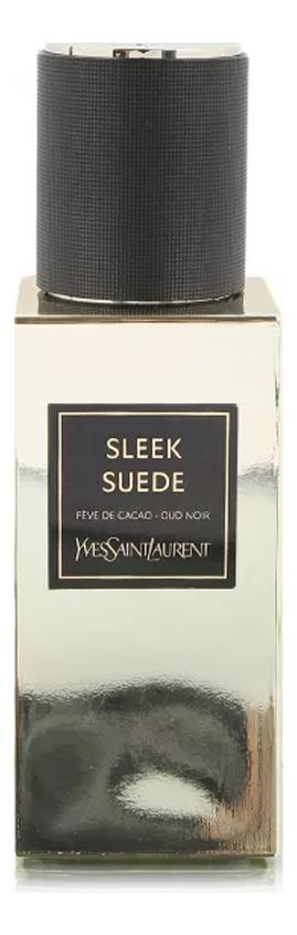 Фото - YSL Sleek Suede: парфюмерная вода 75мл тестер ysl exquisite embroidery парфюмерная вода 75мл