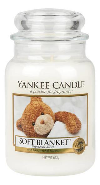 Фото - Ароматическая свеча Soft Blanket: Свеча 623г ароматическая свеча игристое вино свеча 70г