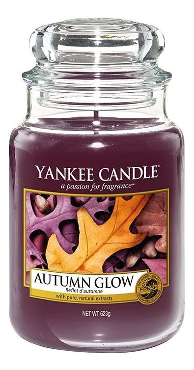 Фото - Ароматическая свеча Autumn Glow: Свеча 623г ароматическая свеча игристое вино свеча 70г