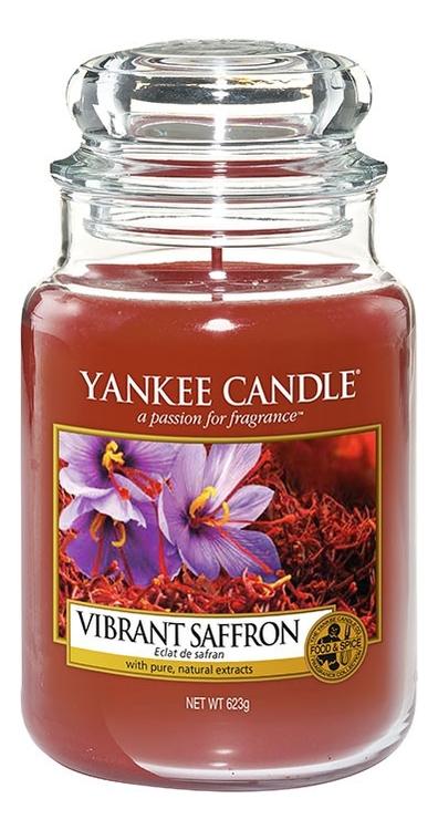 Ароматическая свеча Vibrant Saffron: Свеча 623г ароматическая свеча vibrant saffron свеча 411г