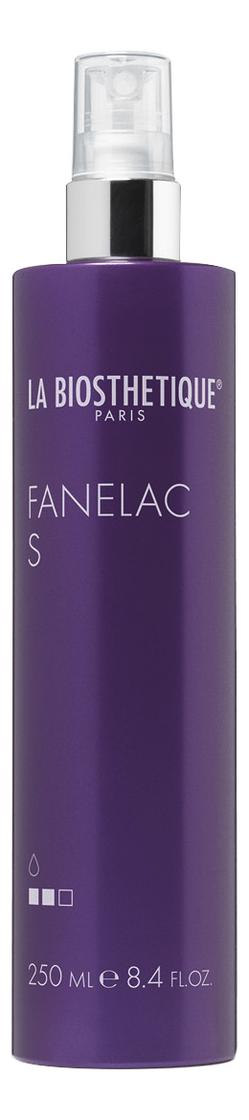 Неаэрозольный лак для волос сильной фиксации Fanelac S 250мл недорого