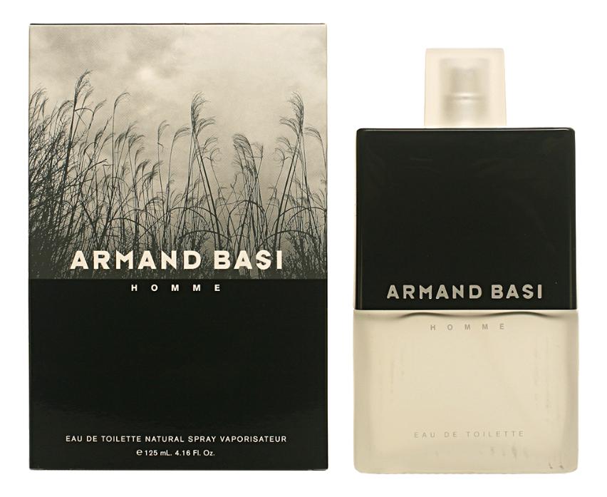 Купить Homme: туалетная вода 125мл, Armand Basi