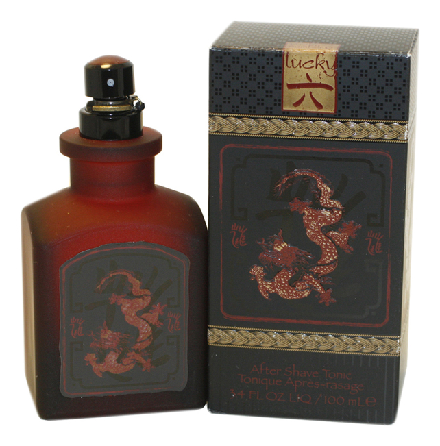 Liz Claiborne Lucky Number 6 for Men: туалетная вода 100мл