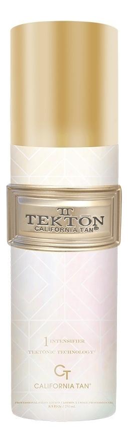 Крем для загара в солярии Tekton 1 Intensifier: Крем 250мл