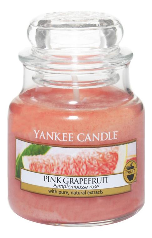 Ароматическая свеча Pink Grapefruit: Свеча 104г свеча от комаров argus