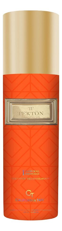 Крем для загара в солярии Tekton 1 Natural Bronzer : Крем 250мл крем климатозол