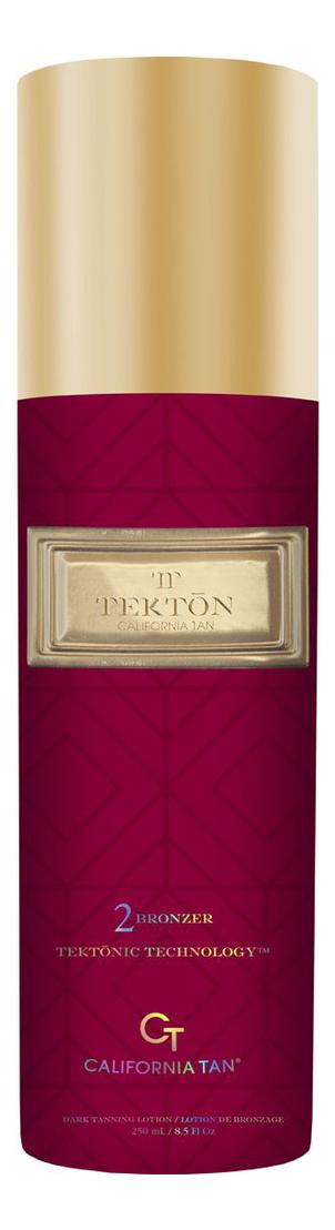 Крем для загара в солярии Tekton 2 Bronzer: Крем 250мл недорого