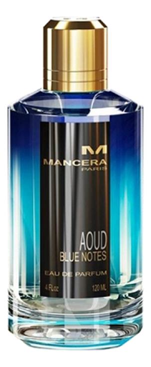 Mancera Aoud Blue Notes: парфюмерная вода 2мл