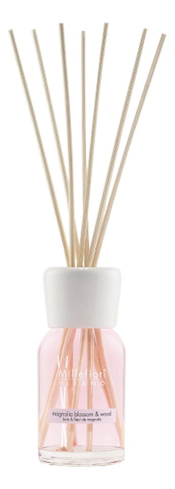 Купить Ароматический диффузор Цветы магнолии и дерево Natural Magnolia Blossom & Wood: Диффузор 500мл, Ароматический диффузор Цветы магнолии и дерево Natural Magnolia Blossom & Wood, Millefiori Milano