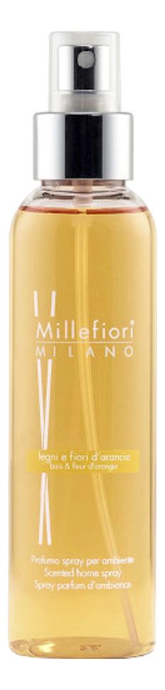 Купить Духи-спрей для дома Лес и полевые цветы Natural Legni E Fiori d'Arancio 150мл, Millefiori Milano