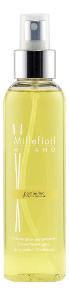 Фото - Духи-спрей для дома Грейпфрут Natural Pompelmo 150мл духи спрей для дома белый мускус natural muschio bianco 150мл