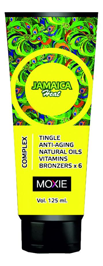 Крем для загара в солярии с 6-кратным бронзатором Jamaica Heat : Крем 125мл недорого