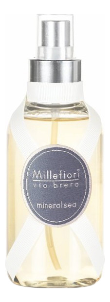 Купить Духи-спрей для дома Минеральное море Via Brera Mineral Sea 150мл, Millefiori Milano