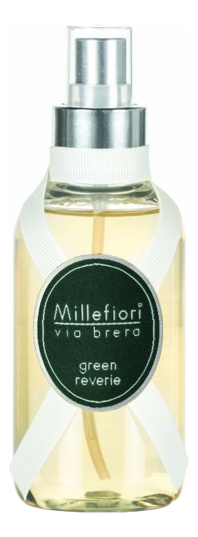 Купить Духи-спрей для дома Свежесть зелени Via Brera Green Reverie 150мл, Millefiori Milano