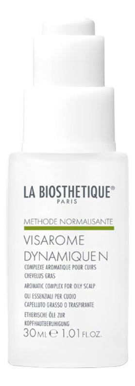 Купить Аромакомплекс для волос нормализующий Methode Normalisante Visarome Dynamique N 30мл, La Biosthetique