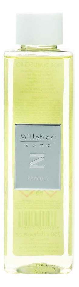 Купить Наполнитель для диффузора Красный чай Zona Keemun 250мл, Millefiori Milano