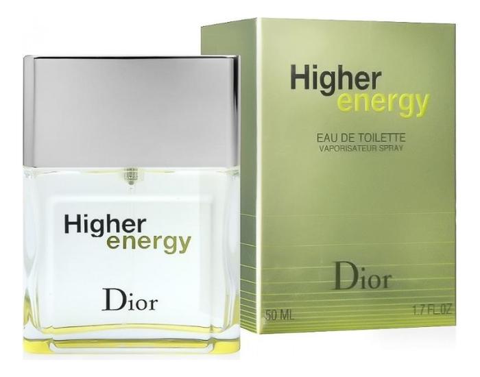 Купить Christian Dior Higher Energy: туалетная вода 50мл