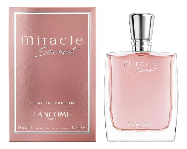 Lancome Miracle Secret: парфюмерная вода 100мл lancome miracle secret отливант парфюмированная вода 18 мл