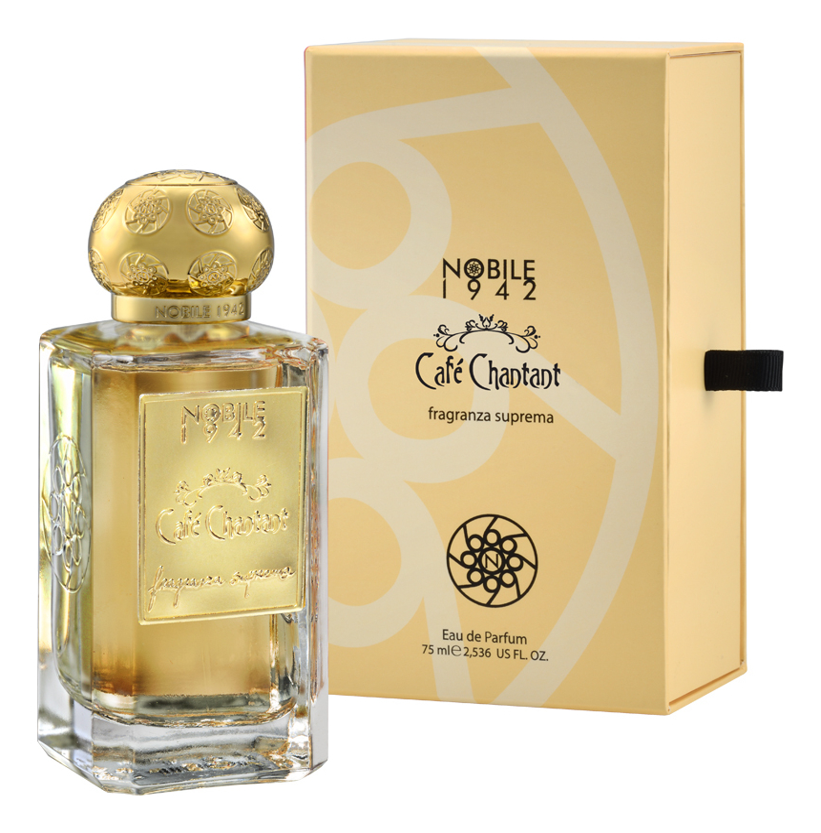 Купить Nobile 1942 Cafe Chantant: парфюмерная вода 75мл