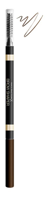 Карандаш для бровей Brow Shaper 0,1г: 30 Deep Brown недорого
