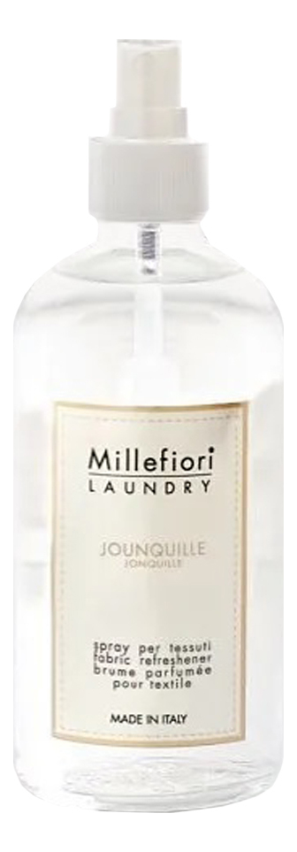 Аромат для тканей Нарцисс Laundry Fabric Refreshener Jounquille: Спрей 250мл