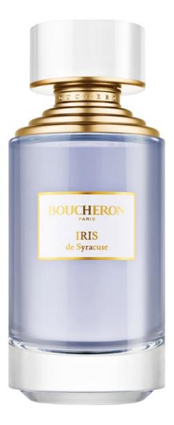 Boucheron Iris De Syracuse: парфюмерная вода 125мл тестер