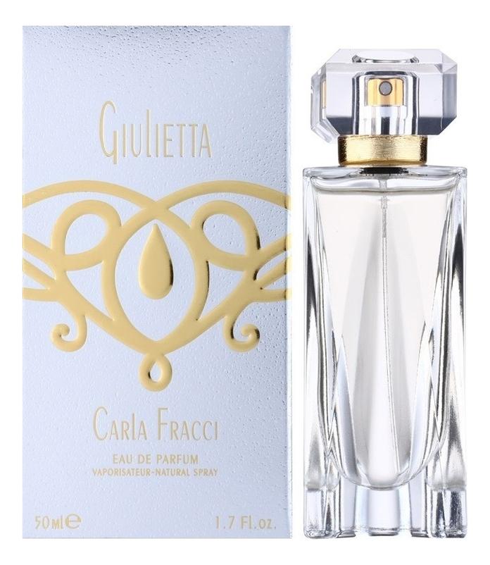 Carla Fracci Giulietta: парфюмерная вода 50мл