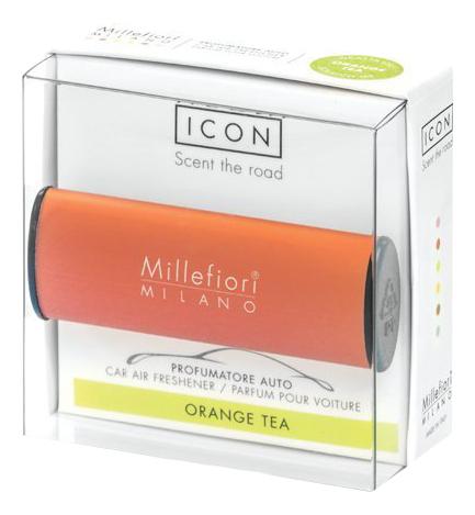 Купить Ароматизатор для автомобиля Классик Icon Orange Tea (апельсиновый чай), Millefiori Milano