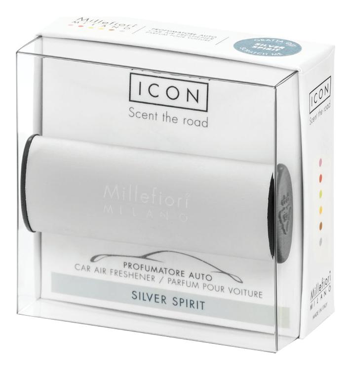 цена на Ароматизатор для автомобиля Классик Сияние серебра Icon Silver Spirit