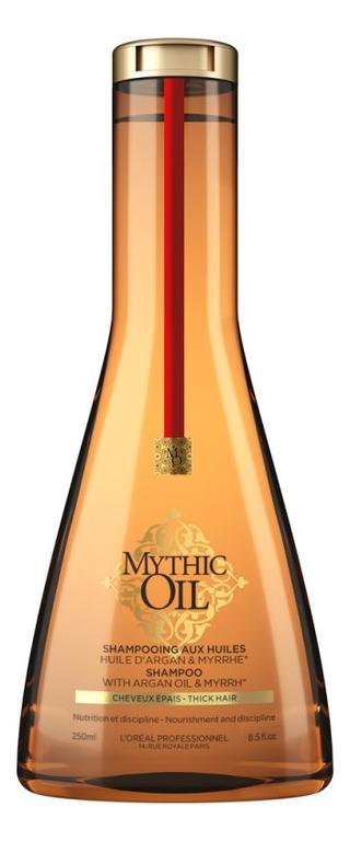 Шампунь для плотных волос Mythic Oil Shampooing Aux Huiles: Шампунь 250мл