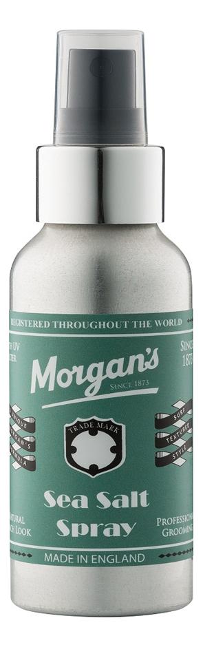 Купить Спрей для укладки волос с морской солью Sea Salt Spray 100мл, Morgan's Pomade