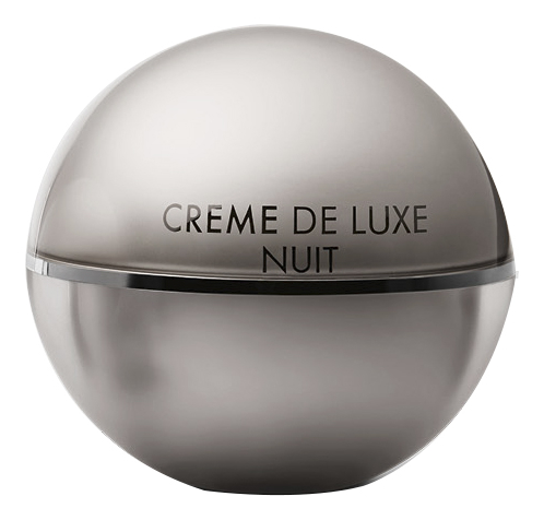 цена на Ночной крем для лица c фитоэстрогенами Anti-Age Creme de Luxe Nuit 50мл