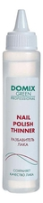 Domix Green Professional Разбавитель лака Nail Polish Thinner 70мл
