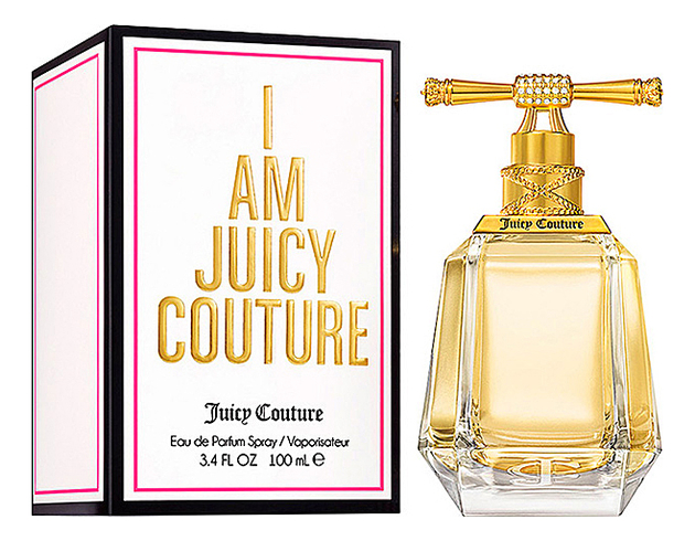 Juicy Couture I Am Juicy Couture: парфюмерная вода 100мл lancome juicy shaker 166 walk the lime