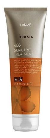 Восстанавливающая маска для поврежденных солнцем волос Teknia Sun Care Treatment: Маска 250мл