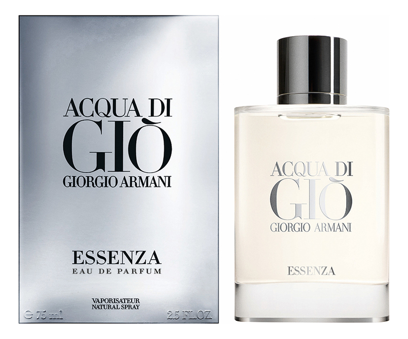 Acqua di Gio Essenza pour homme: парфюмерная вода 75мл acqua di gio pour homme туалетная вода 30мл