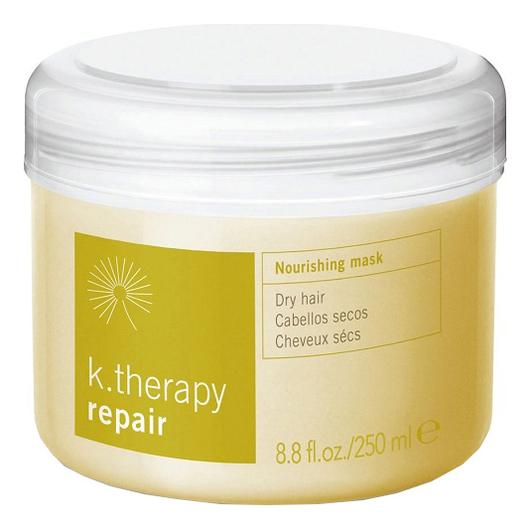 Маска питательная для сухих волос K.Therapy Repair Nourishing Mask Dry Hair: 250мл