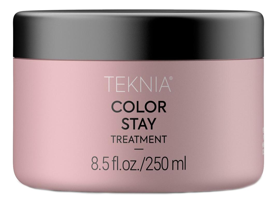 Маска для окрашенных волос Teknia Color stay treatment: Маска 250мл недорого