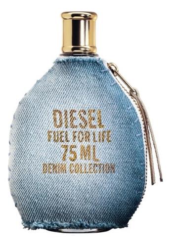 Diesel Fuel for Life Denim Collection Femme: туалетная вода 75мл тестер diesel plus plus feminine туалетная вода 75мл