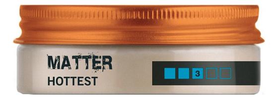 Воск для укладки волос с матовым эффектом K.Style Matter Hottest 50мл