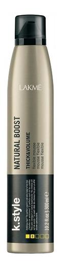 Мусс для прикорневого объема K.Style Natural Boost Thick & Volume 300мл