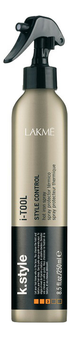 Купить Термозащитный спрей для волос K.Style I-Tool Style Control 250мл, Lakme