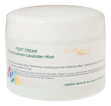 Allegra Jewels Крем для ног Foot Cream