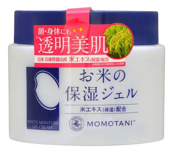Крем для лица и тела с экстрактом риса Rice Moisture Cream 230г крем для лица и тела moisture skin cream hatomugi 220г