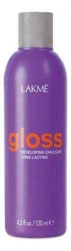Проявляющая эмульсия длительного действия 1,9% Gloss Developing Emulsion Long Lasting: Эмульсия 120мл