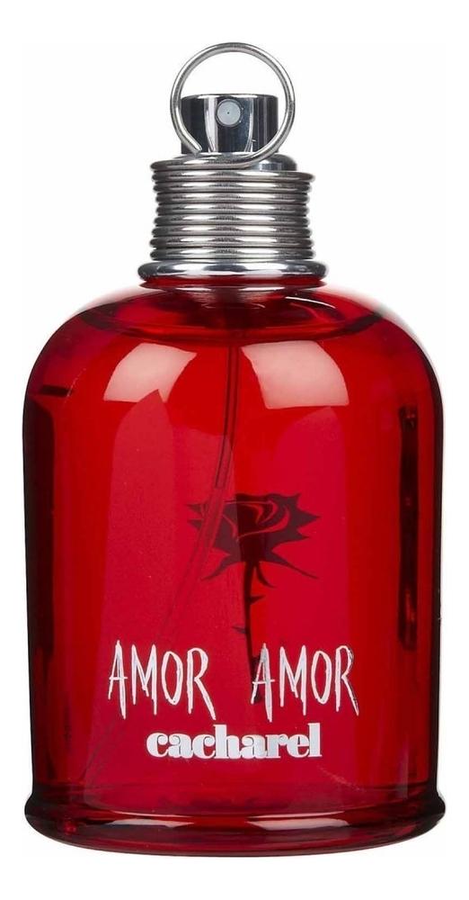 Cacharel Amor Amor: туалетная вода 100мл тестер cacharel amor amor in a flash туалетная вода 100мл